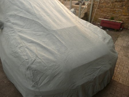Subaru Fitted Outdoor Car Cover