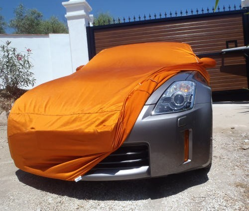 Nissan 350Z Bespoke Indoor Car Cover