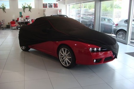 Alfa Romeo Car Cover