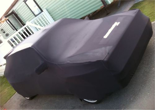 Stretch fitted outdoor Car Cover