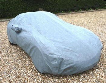 Saab 4 Layer Car Cover